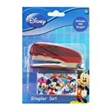 Mickey Mouse Stapler - Mini Stapler Set