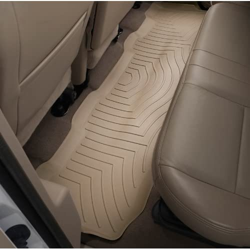 WeatherTech Custom Fit FloorLiner for Nissan Murano 1st /& 2nd Row Tan