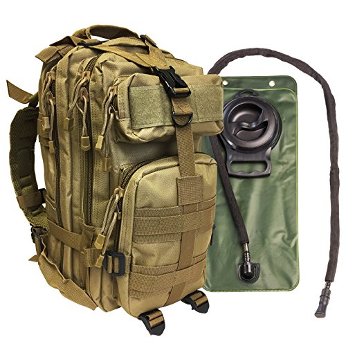 Monkey Paks Military Tactical Backpack product image