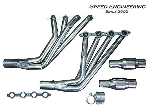 Camaro Longtube Headers 1 7/8