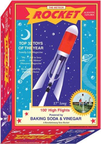 - Scientific Explorers Meteor Rocket Kit , Kid ,Toy , Hobbie , Nice Gift