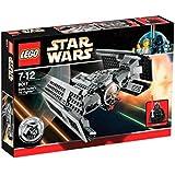 Lego 8017 - Jeu de construction - Star Wars - Darth Vader's TIE Fighter
