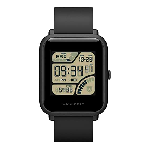 Prettygood7 - Reloj inteligente Xiaomi Huami Amazfit Bip Lite Youth Verison GPS+GLONASS Dual Mode