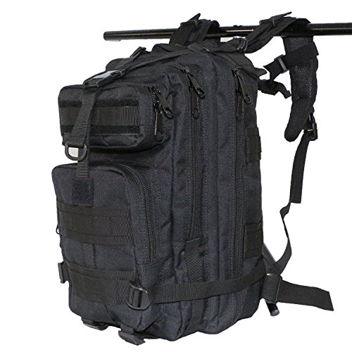 Waterproof Nylon Travel Mountaineering Leisure Hiking Bag Green - 8