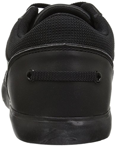Lacoste Grey Bayliss Men's Sneaker Black Leather IRqIxrFw