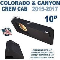 2015-2017 CHEVY COLORADO & GMC CANYON CREW-CAB
