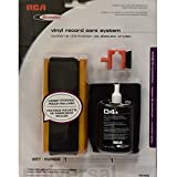 New Improved Discwasher RD-1006Z D4+ Record Care Cleaning Kit (replaces RD1006 RD-1006)