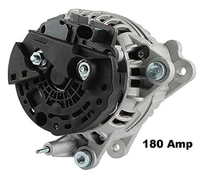 Amazon.com: NEW HIGH AMP 180A ALTERNATOR FITS SEAT CORDOBA 038-903-023S 0 124 515 121 IA1163: Automotive