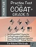 Practice Test for the COGAT Grade 5 Level 11: CogAT