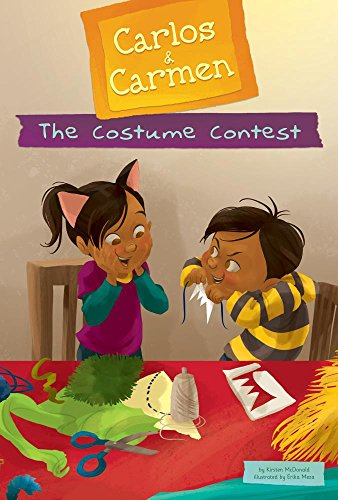 The Costume Contest (Carlos & Carmen Set
