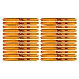 #5: Sharpie Pocket Style Highlighter, Chisel Tip, 24-Count (Fluorescent Orange)