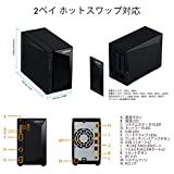Asustor AS4002T | Personal Cloud | 1.6GHz