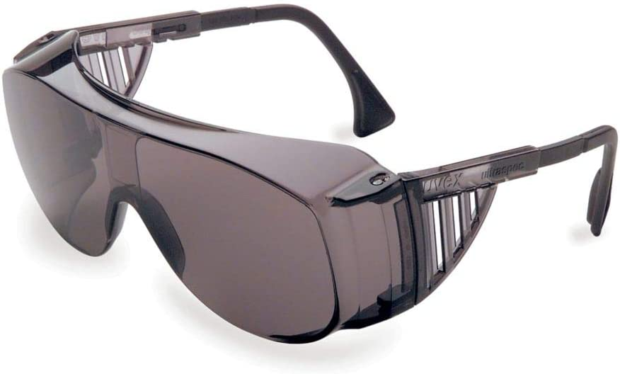 Uvex by Sperian 763-S0113 cadre gris ULTRASPEC 2001 OTG Goggles