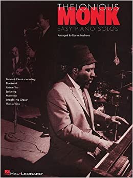 Thelonious monk easy piano solos ronnie mathews 9780793587599 thelonious monk easy piano solos 1255 free shipping fandeluxe Gallery