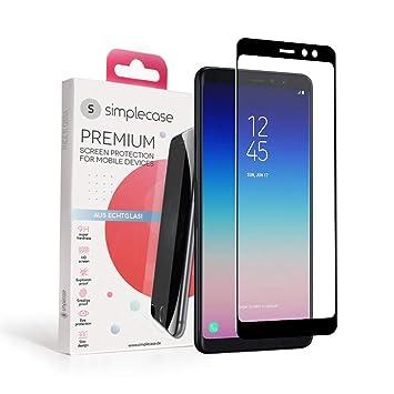 Simpl ECASE BU de 0002 - 321639 Galaxy A8 (2018)
