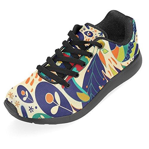 Interessante Donna Da Jogging Da Corsa Sneaker Leggero Andare Facilmente A Piedi Casual Sport Sportivo Scarpe Da Corsa Animali