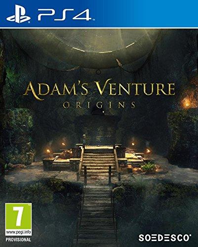 New Adam's Venture Origin's (Playstation 4 PS4)