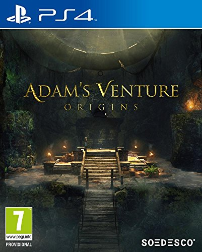 Adam's Venture Origin's (Playstation 4 PS4)