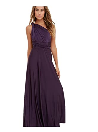 aae9b6a063f6 YHX Women's Multi Way Wrap Convertible Infinity Long Maxi Dress (S ...