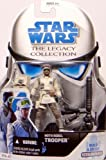 Hasbro Hoth Rebel Trooper Echo Base BD42 - Star Wars The Legacy Collection 2009