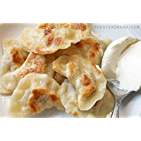 Polish Kitchen Pierogi with meat The Best In The World (English Edition)