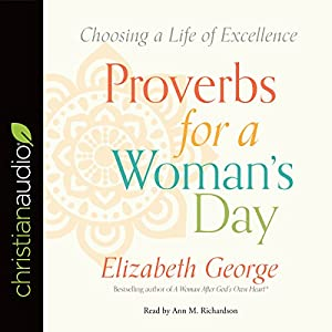 Proverbs for a Woman's Day Audiobook