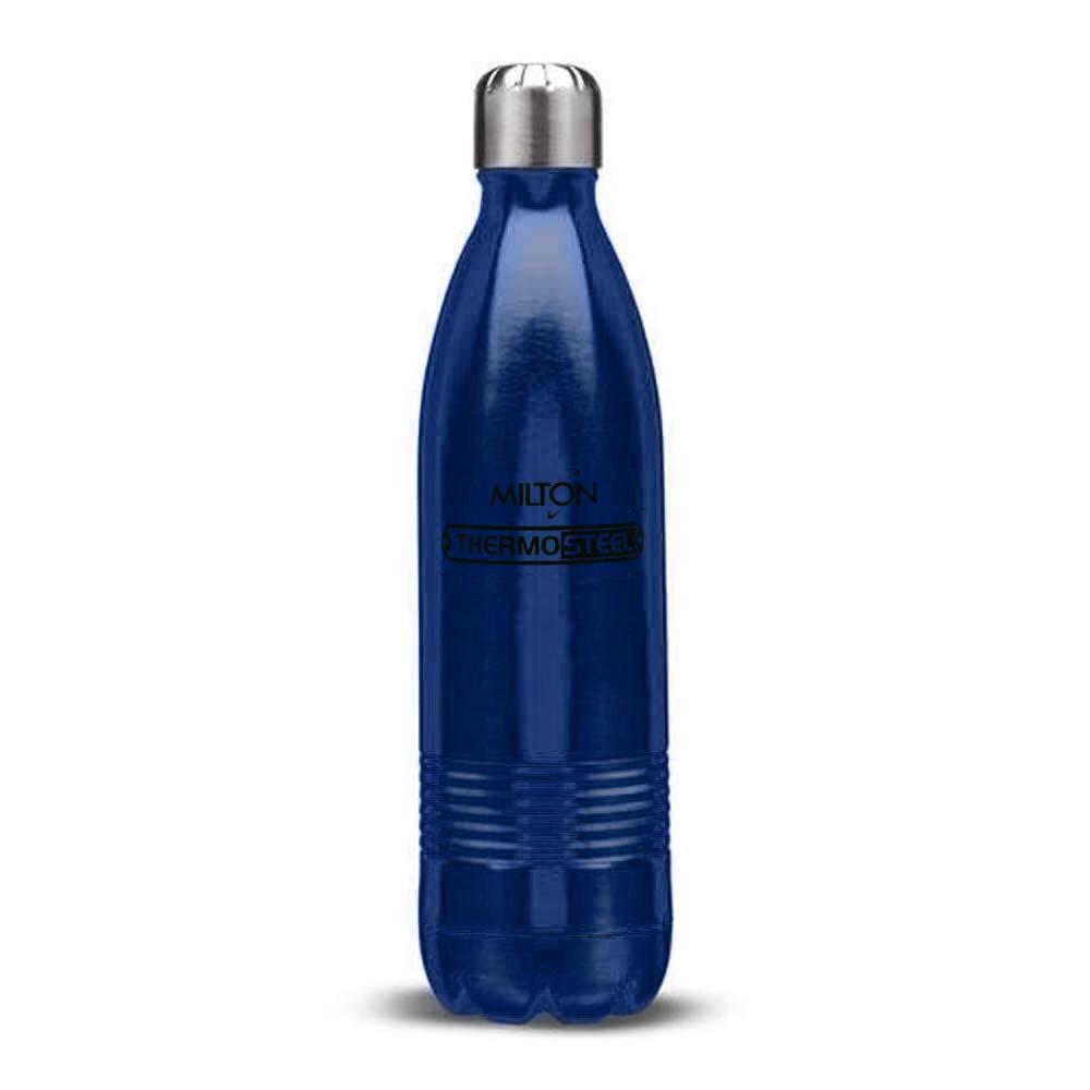 Milton Thermosteel Duo Deluxe 1000 Bottle,Blue