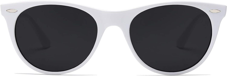 SOJOS Classic Retro Polarized Sunglasses Small Vintage UV400 Glasses CELEB SJ2076