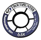 TroutHunter Fluorocarbon Tippet – 4X