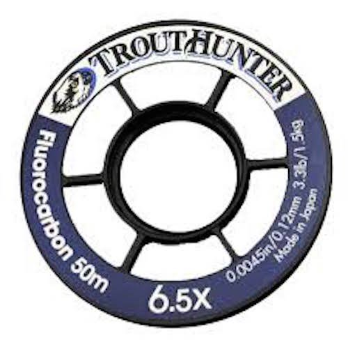 Trouthunter Fluorocarbon Tippet-0X