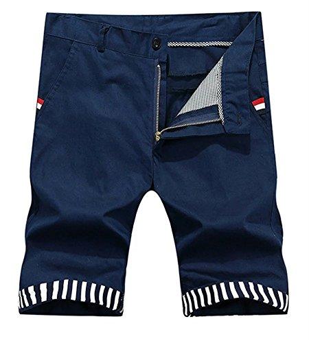 Billy Goat Cotton Shorts - Gxia Men's Juniors Cotton Sports Short