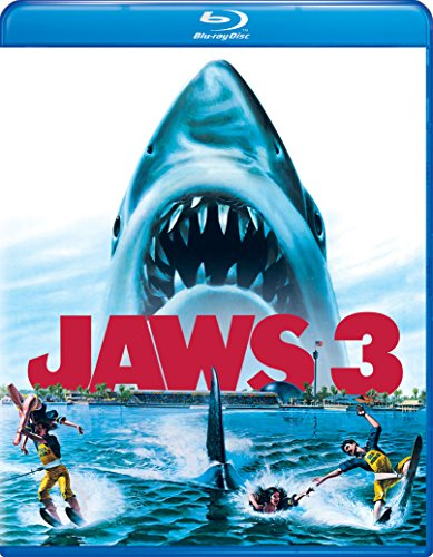 Blu-ray : Jaws 3 (Snap Case)