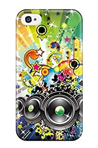 Andrew Cardin's Shop New Style Hard Plastic Iphone 4/4s Case Back Cover,hot Music Case At Perfect Diy 2974881K91261912