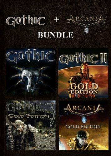 ArcaniA & Gothic Bundle [Online Game (Download Bundle)