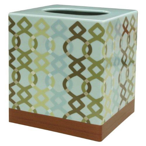 Allure Home Creations Ogi Geo Tissue Box
