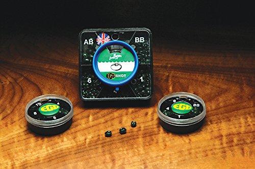 Dinsmore's Weight Forward Cushion Egg Shot 4 Shot Dispenser (Dinsmores Egg Shot)