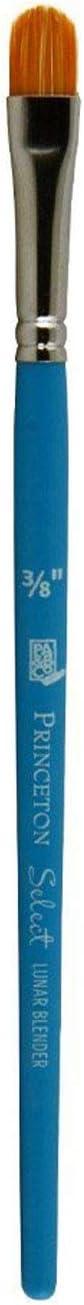Darice Princeton Select Artiste Lunar Blender Paintbrush-Synthetic Bristle-3/8 in