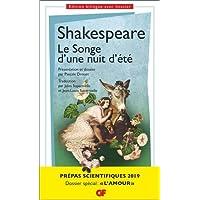 Le Songe d'une nuit d'été, Shakespeare - Prépas scientifiques 2018-2019