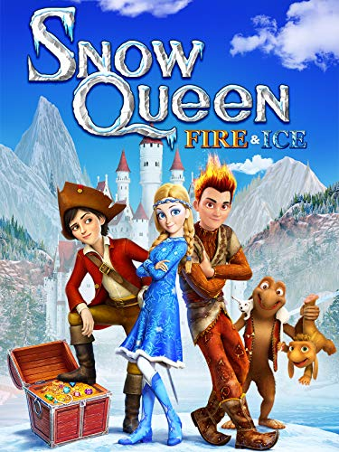 Snow Queen: Fire and Ice - Snow Laurie
