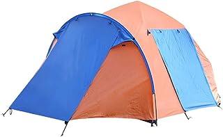 Novopus tente:3-4 Personnes entièrement Automatique à l'extérieur à Ouverture Rapide de la Tente, Une Chambre, Un Salon Double Zijia Plage Tente