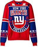 New York Giants Cotton Retro Sweater Large