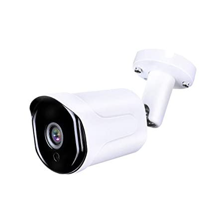 HDView 2.4MP 4-in-1 HD-CVI TVI AHD 960H Bullet Security Camera 3.6mm Lens Weatherproof IP66 Smart IR Night Vision Anti IR Reflection 30fps 1080P COC OSD Outdoor CCTV Camera for Home Surveillance