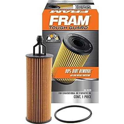 Fram TG11665 Tough Guard Full-Flow Cartridge Oil Filter: Automotive