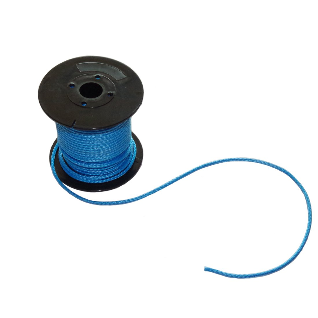 Pro-Rope Heavy Duty Multifunctional Blue Rope 7/64'' X 104 Ft Spools