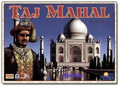 Rio Grande Games Taj Mahal