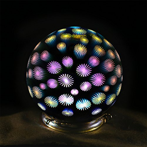 Led 3D Snowflake Christmas Light - 8