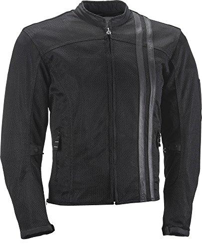 Mens Mesh Motorcycle Jacket - 8