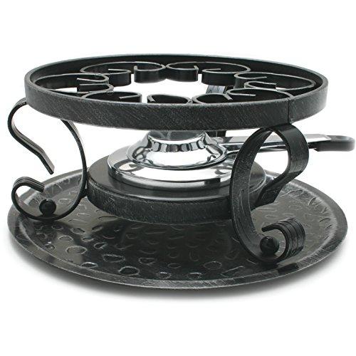 iron fondue set - 3