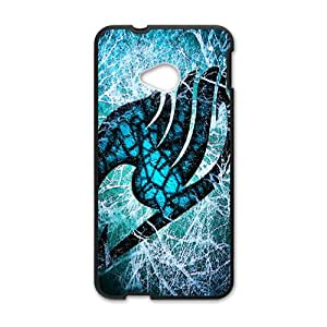 YYYT Blue-green Fairy Tail Cell Phone Case for HTC One M7