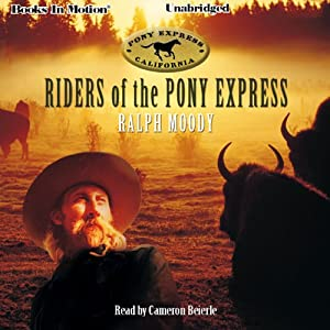 Riders of the Pony Express Audiobook